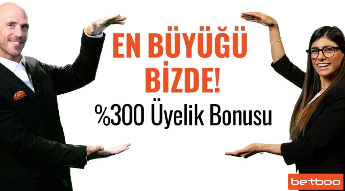 Casino Bölümü Betboo Bedava Bonus